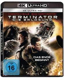 Terminator: Die Erlösung (Ultra HD Blu-ray), Ultra HD Blu-ray