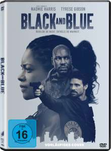 Black and Blue, DVD