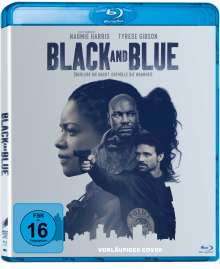 Black and Blue (Blu-ray), Blu-ray Disc