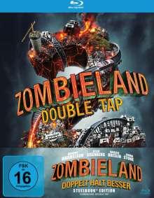 Zombieland 2: Doppelt hält besser (Blu-ray im Steelbook), Blu-ray Disc