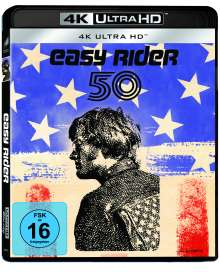 Easy Rider (Ultra HD Blu-ray), Ultra HD Blu-ray