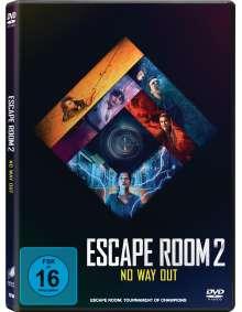 Escape Room 2: No Way Out, DVD