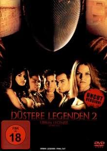Düstere Legenden 2, DVD