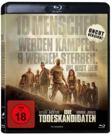 Die Todeskandidaten (Blu-ray), Blu-ray Disc