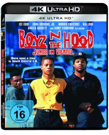 Boyz 'N The Hood (Ultra HD Blu-ray)