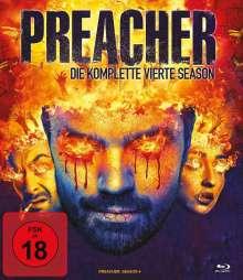 Preacher Season 4 (Blu-ray), 3 Blu-ray Discs