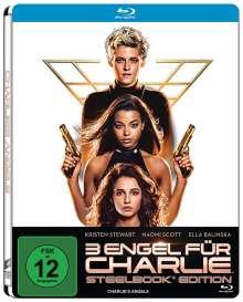 3 Engel für Charlie (2019) (Blu-ray im Steelbook), Blu-ray Disc