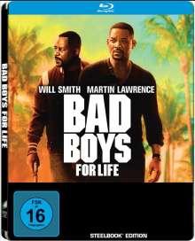 Bad Boys for Life (Blu-ray im Steelbook), Blu-ray Disc