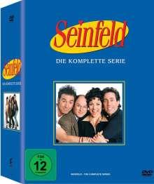 Seinfeld (Komplette Serie), 32 DVDs