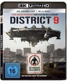 District 9 (Ultra HD Blu-ray & Blu-ray)