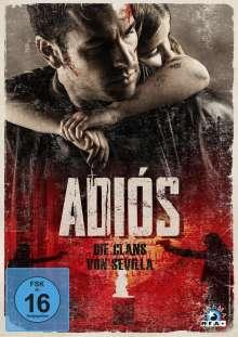 Adiós - Die Clans von Sevilla, DVD