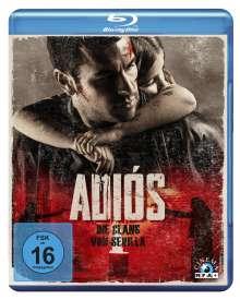 Adiós - Die Clans von Sevilla (Blu-ray), Blu-ray Disc