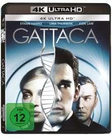 Gattaca (Ultra HD Blu-ray), Ultra HD Blu-ray