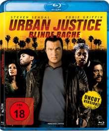 Urban Justice (Blu-ray), Blu-ray Disc