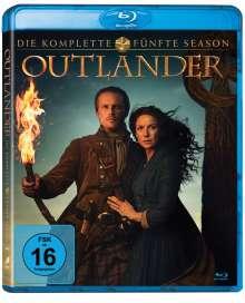 Outlander Staffel 5 (Blu-ray), 4 Blu-ray Discs