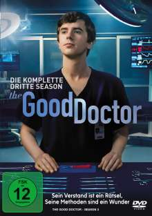 The Good Doctor Staffel 3, 5 DVDs