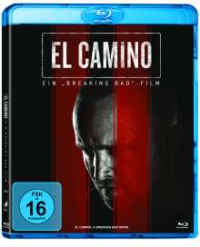 El Camino - Ein 'Breaking Bad' Film (Blu-ray), Blu-ray Disc