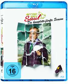 Better Call Saul Staffel 5 (Blu-ray), 3 Blu-ray Discs