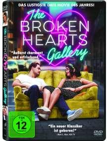 The Broken Hearts Gallery, DVD