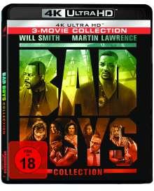 Bad Boys 1-3 Collection (Ultra HD Blu-ray), 3 Ultra HD Blu-rays