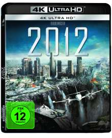 2012 (Ultra HD Blu-ray), Ultra HD Blu-ray