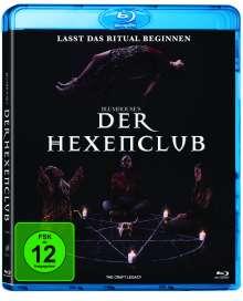 Der Hexenclub (2020) (Blu-ray), Blu-ray Disc