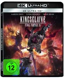 Kingsglaive: Final Fantasy XV (Ultra HD Blu-ray), Ultra HD Blu-ray