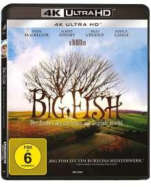 Big Fish (Ultra HD Blu-ray), Ultra HD Blu-ray