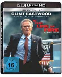 In The Line Of Fire (Ultra HD Blu-ray), Ultra HD Blu-ray