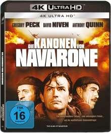 Die Kanonen von Navarone (Ultra Blu-ray), Ultra HD Blu-ray