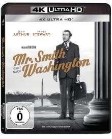 Mr. Smith geht nach Washington (Ultra HD Blu-ray), Ultra HD Blu-ray