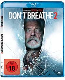Don't Breathe 2 (Blu-ray), Blu-ray Disc