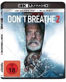 Don't Breathe 2 (Ultra HD Blu-ray & Blu-ray), 1 Ultra HD Blu-ray und 1 Blu-ray Disc