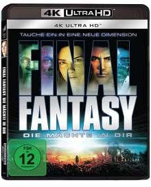 Final Fantasy - Die Mächte in dir (Ultra HD Blu-ray), Ultra HD Blu-ray