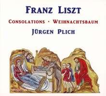 Jürgen Plich: Consolations-/Der Weihnachtsbaum, CD