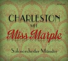 Salonorchester Münster: Charleston mit Miss Marple, CD