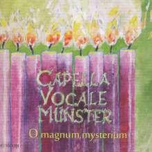 Capella Vocale Münster - O magnum mysterium, CD