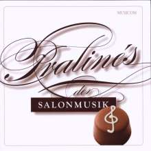 Salonorchester Münster - Pralines der Salonmusik, CD