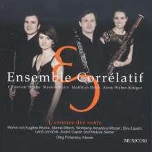 Ensemble Correlativ L'essence des vents, CD