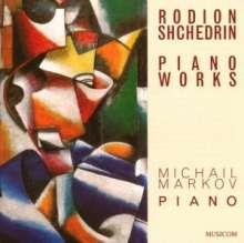 Rodion Schtschedrin (geb. 1932): Klaviersonaten Nr.1 & 2, CD