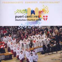 Pueri Cantores - Deutsches Chorfest 2008, 2 CDs