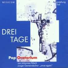 Johannes Nitsch (1953-2002): Drei Tage Oratorium (Pop Oratorium), CD