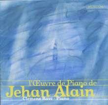 Jehan Alain (1911-1940): Klavierstücke, CD