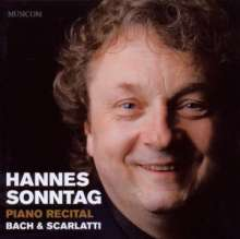 Hannes Sonntag - Piano Recital, CD