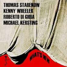 Thomas Stabenow: What's New, CD