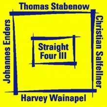 Thomas Stabenow: Straight Four III, CD