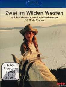 Zwei im wilden Westen (Blu-ray), Blu-ray Disc