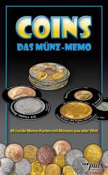 Gerd Reger: Coins, Diverse