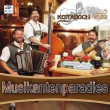 Koitaboch Musi: Musikantenparadies, CD