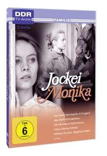 Jockei Monika, 3 DVDs